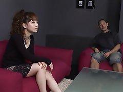 Blowjob, Brunette, Hairy, Japanese