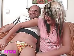 Old and Young, Amateur, German, Interracial