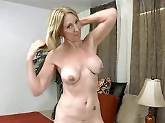 Masturbation, Mature, Nipples
