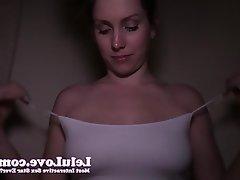 Amateur, Brunette, POV