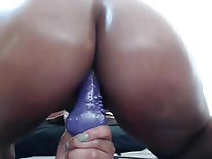 Big Butts, Dildo, Masturbation, Mature