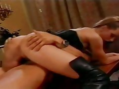 Anal, Group Sex, Stockings, Double Penetration