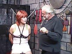 BDSM, Rothaarige, MILF