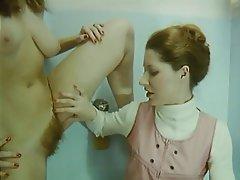 Německo, Chlupaté, Lesbičky, Onanie