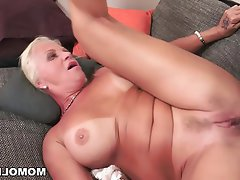 Anal, Interracial, Granny, Mature