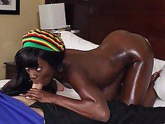 Black, Ebony