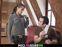 Blowjob, Hardcore, Teen, Czech