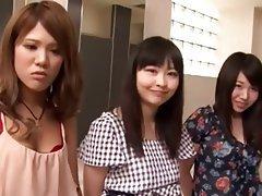 Asian, Femdom, Gangbang, Japanese