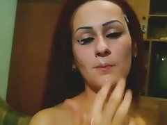 Amatriçe, Fellation, Faciale, Webcam