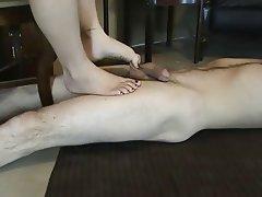 Amateur, Femdom, Fuß Fetisch