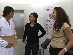 Doktor, Hemşire