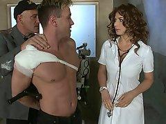 Doktor, Gözetlemek, Hemşire, Etek altında