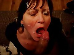 Amateur, Facial, Handjob