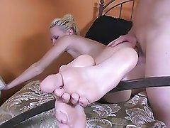 Amateur, Angespritzt, Fuß Fetisch