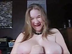 Amateur, Big Boobs, Blowjob, Cumshot