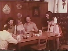 Cumshot, Group Sex, MILF, Vintage