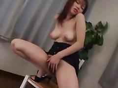 Asian, Babe, Masturbation, POV