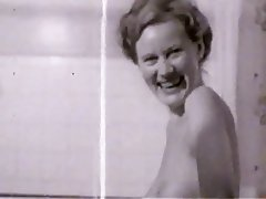 Krása, Prsíčka, Měkký porno, Vintage