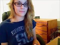 Chůva, Detailní záběr, Onanie, Webové kamery
