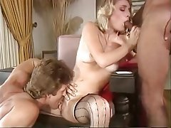 Group Sex, MILF, Stockings, Swinger