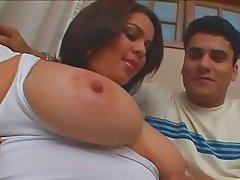 Anal, BBW, Grosse Boobs, Brasilianisch