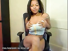 Big Tits, Ebony, Amateur