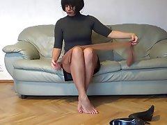Mature, Mature, Stockings
