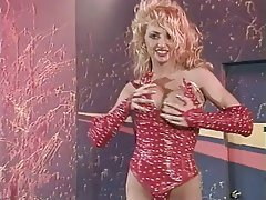 Prsíčka, Blondýna, Měkký porno, Vintage