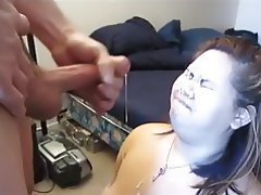 Asian, Cumshot, Facial
