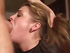 Babe, BDSM, Blonde, Blowjob