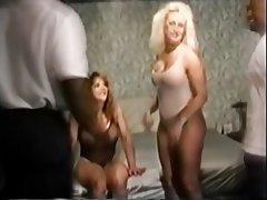 Group Sex, Hardcore, Lingerie