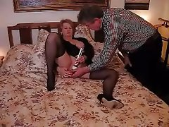 Amateur, Masturbation, Mature, Stockings