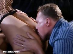 Anal, Big Tits, Blowjob, Stockings