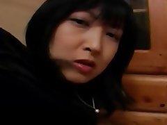 Asian, Japanese, Mature, Facial
