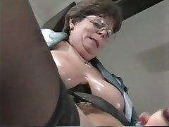 French, Masturbation, Mature, MILF