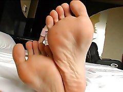 Asian, Foot Fetish, Japanese