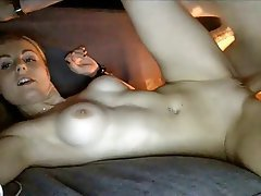 Amateur, Blondine, Netznocken