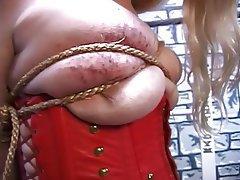BDSM, Blonde, Látex
