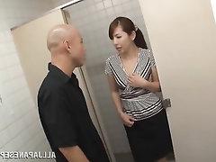 Asiatisch, Baby, Grosse Tits, Blowjob