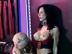 BDSM, Bondage, Latex, Lesbian