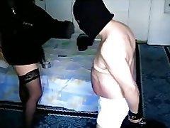 BDSM, Femdom, Fuß Fetisch, Italienisch