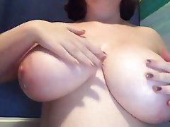 BBW, Grosse Boobs, Brünette