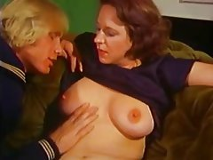 Cumshot, Old and Young, Pornstar, Vintage