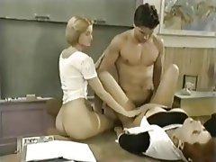 Výstřiky, Tvrdé sex, Porno hvězdy, Trojka