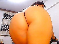 Amateur, Big Butts, Brunette, Close Up